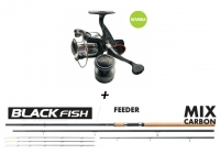 Set feeder: Black Fish a navijak Golden New